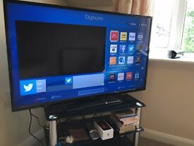 "48"" smart TV+ SOFA + BED + MATTRESS + VARIOUS ITEMS MUST GO FAST!"