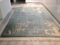 All Wool Chinese Rug