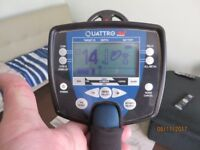 MINELAB QUATTRO MP VGC metal detector