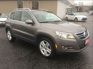 2010 Volkswagen Tiguan Highline  Coquitlam Location  - Call 604-