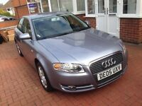 2005 AUDI A4 2.0 DIESEL SE F.S.H/CAMBELT/SERVICE DONE/MINT CONDITION
