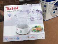 Tefal steam cuisine for healthy and delicious cooking