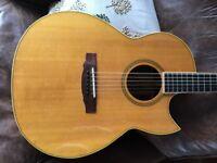1992 Chris Cross Custom Acoustic Guitar