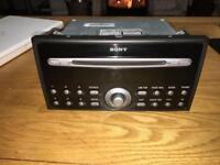 Ford Focus Sony Stereo Head Unit
