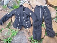 Womens Motorbike Jacket & Trousers - OPEN TO OFFERS