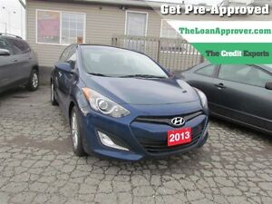 2013 Hyundai Elantra GT GLS | ROOF | HEATED SEATS | ONE OWNER London Ontario image 1