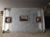 8u rack mount flight case