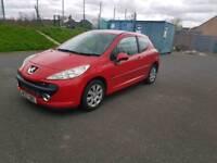 2007 Peugeot 207 1.4 M-Play