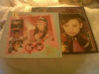 Culture Club Colour by Numbers with original booklet