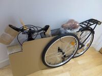 BRAND NEW MOMA CITY BIKE FOR SALE (STILL UNPACKED) CALLS ONLY AFTER 6pm