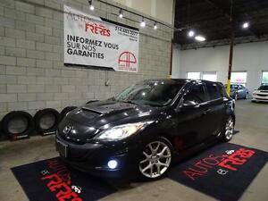 2011 Mazda Mazdaspeed3 [[ GPS + DEMARREUR! ]]