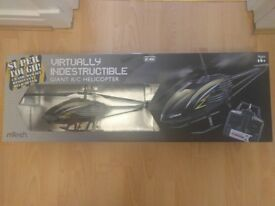Giant Virtually Indestructible Helicopter