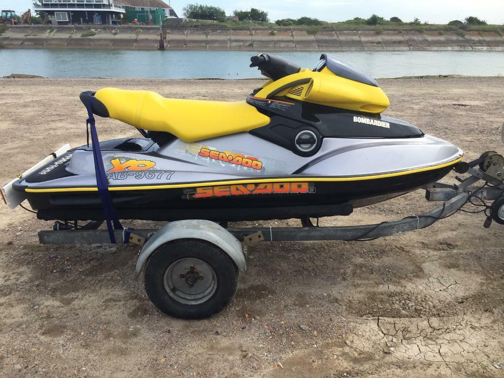 Seadoo xp ltd 2002 | in Hawkhurst, Kent | Gumtree
