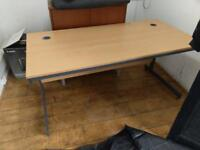 2 x high quality office desk on a January sale just £35 each