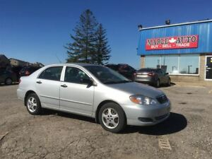 2007 Toyota Corolla CE -  NEW WINTER TIRE PACKAGE INCLUDED