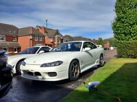 Nissan Silvia S15 Spec R. FRESH IMPORT. ( not rx7, skyline, gtr, supra, type r)