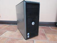 Dell optiplex 745, 8GB Ram intel WIFI PC computer