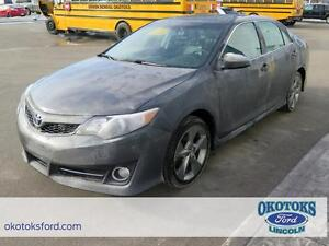 2013 Toyota Camry SE V6 3.6l Sedan with nav, moonroof and more