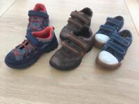 Size 11 M&S boys shoes
