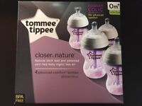 Baby Bottles - Tommee Tippee - Anti Colic