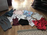 Large Summer Bundle Girls Age 9 Clothes