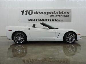 2012 Chevrolet Corvette DÉCAPOTABLE - COMME NEUVE!