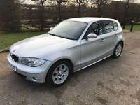 BMW 1 SERIES 2.0 SE 2005 AUTOMATIC.. FULL LEATHER.1 YEARS MOT.FULL HISTORY.DRIVES SUPERB