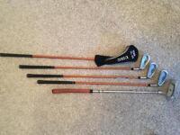 US Kids golf UL51 golf clubs