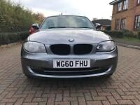 2011 BMW 1 Series 2.0 116i Sport 3dr Gary 58K Mileage 121 PHB Part Ex Welcome