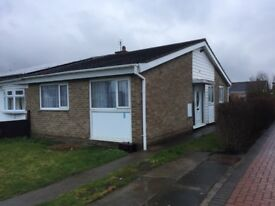 2 bedroom bungalow to rent