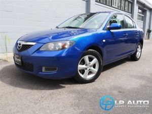 2008 Mazda Mazda3 GS! Only 107000kms! MINT!