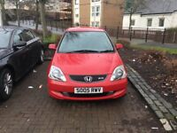 Honda Civic 2005 Type S ivtec for sale