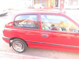 A CLASSIC MINT CONDITION NISSAN SUNNY 1.4
