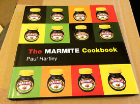 The Marmite Cookbook - Unwanted Xmas gift, New & Unused