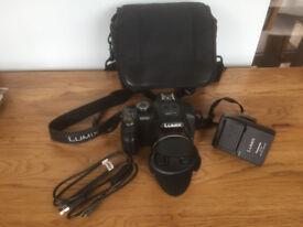 Panasonic LUMIX DMC-FZ150 12fps, 12.1 Megapixel Camera with 24x Optical & 4x Digital Zoom