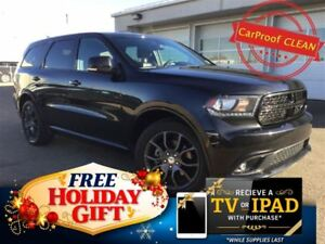 2016 Dodge Durango R/T AWD (Nav, Heated Seats, Remote Start)