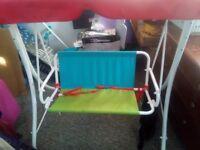 Kids swing seat
