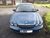 Jaguar x type 2.1 V6 SE 4 door saloon,Vry clean nice driving car
