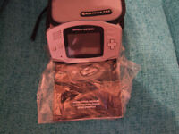 GAMEBOY ADVANCE LIMITED EDITION COLOUR