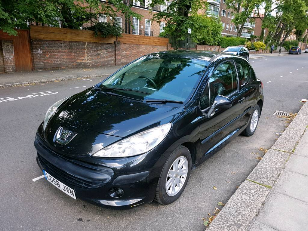 peugeot 206 2008 in st johns wood london gumtree. Black Bedroom Furniture Sets. Home Design Ideas