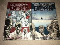 The Walking Dead Volumes 1 and 2