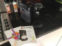 Tassimo Vivy 2 TAS140x Coffee Machine Excellent Condition