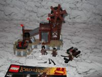 Lego Lord of the rings - 9476 - orc forge