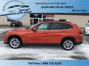 2013 BMW X1 AWESOME RARE COLOR... WONT LAST!