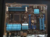 Asus M5A97 - AMD AM3+ Socket