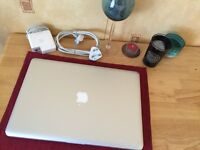 "Apple MacBook Pro 15"" * Late 2011 * 8GB * 120GB SSD"
