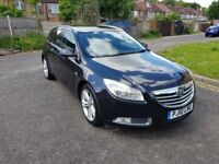 2010 Vauxhall Insignia 2.0 CDTi 16v SRi 5dr Automatic @07445775115