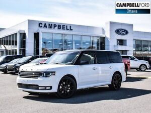 2018 Ford Flex Limited LEATHER-NV-AWD-LOW KMS