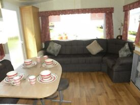 6 Berth Static Caravan For Sale, Cheap Value Price, Sited at Holiday Park