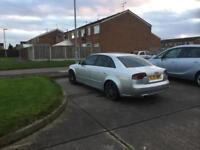Audi a4 2ltr tdi